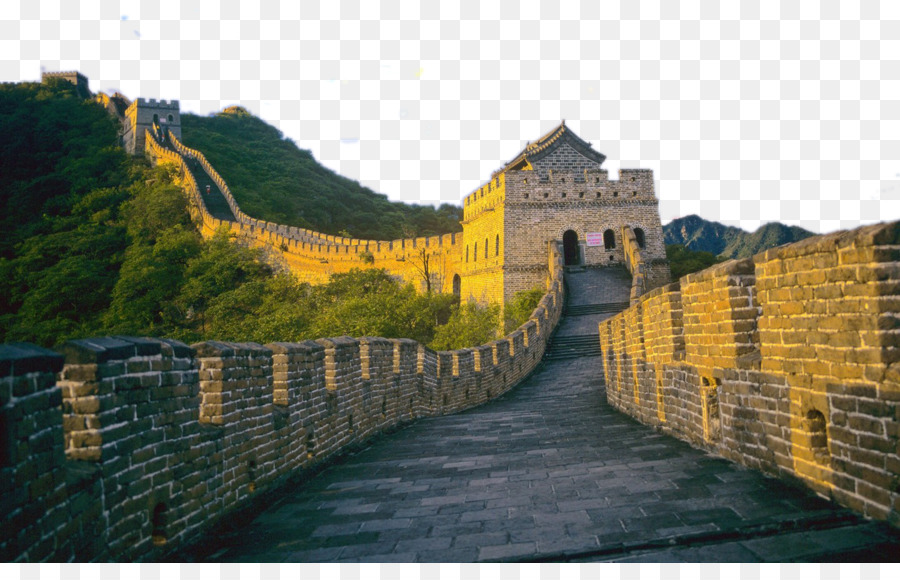 Great Wall Of China Beijing Png - Summer Tourist png download - 1440*900 - Free Transparent Great ...