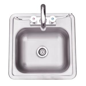 Summerset Sink & Faucet - Oasis Outdoo #702175 - PNG ... on Summerset Outdoor Living id=34839