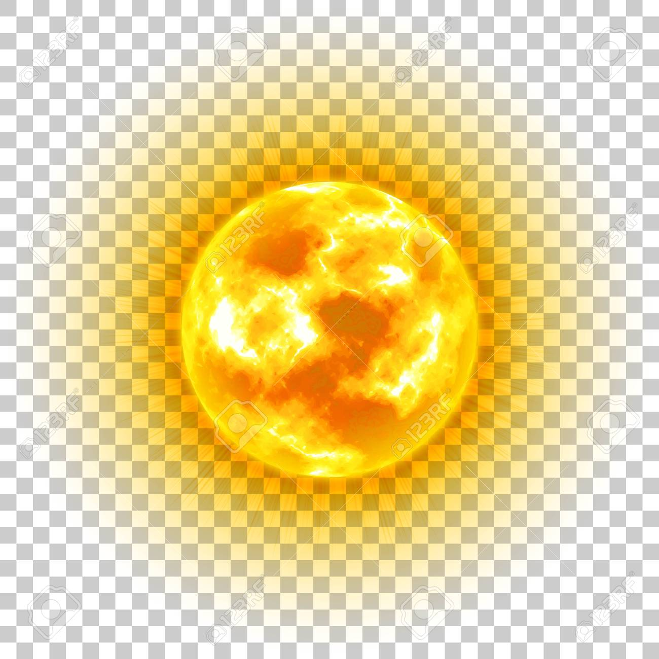 Sun, Transparent Background, Heavenly Bo #790670 - PNG