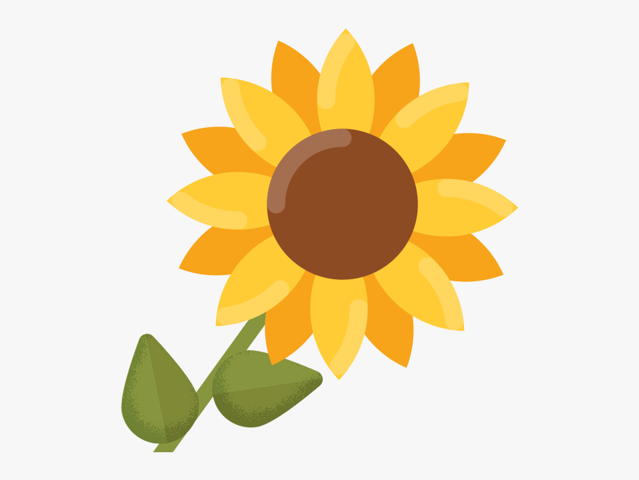 Fall Sunflower Png - Sunflower Clipart Name - Clipart Sunflower Png #840670 - Free ...
