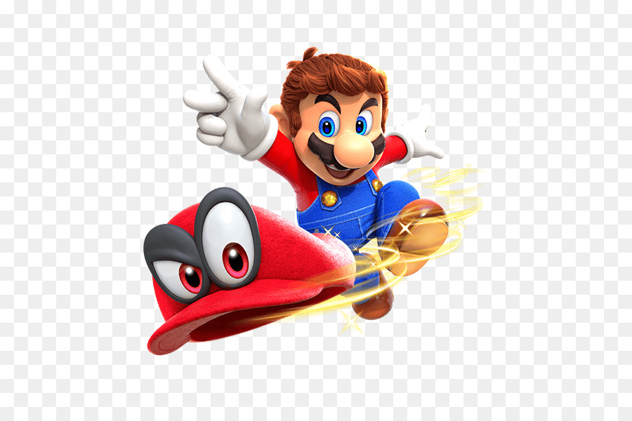 Mario Odyssey Png Free Mario Odyssey Png Transparent Images