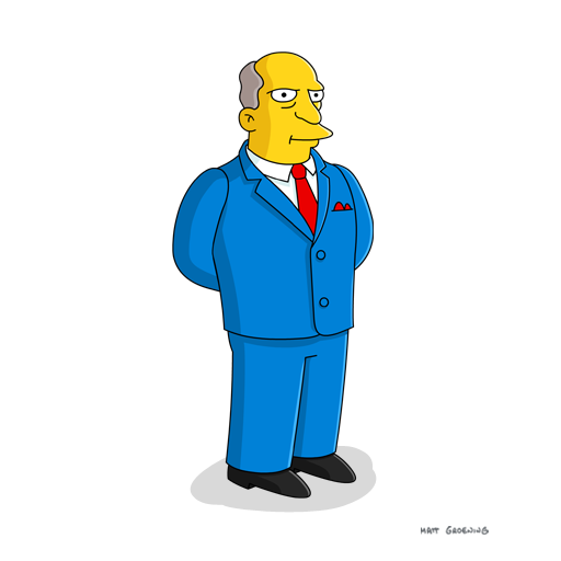 Superintendent Png - Superintendent chalmers png 3 » PNG Image