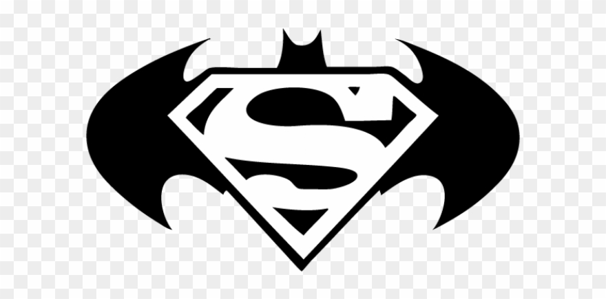 Batman Superman Logo Png Free Batman Superman Logo Png