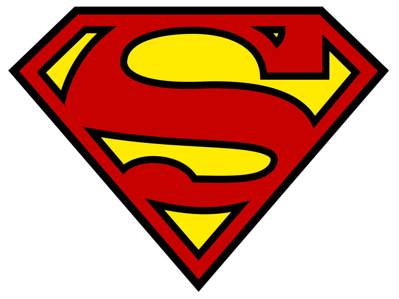 Superman Logo Transparent Background Free Superman Logo