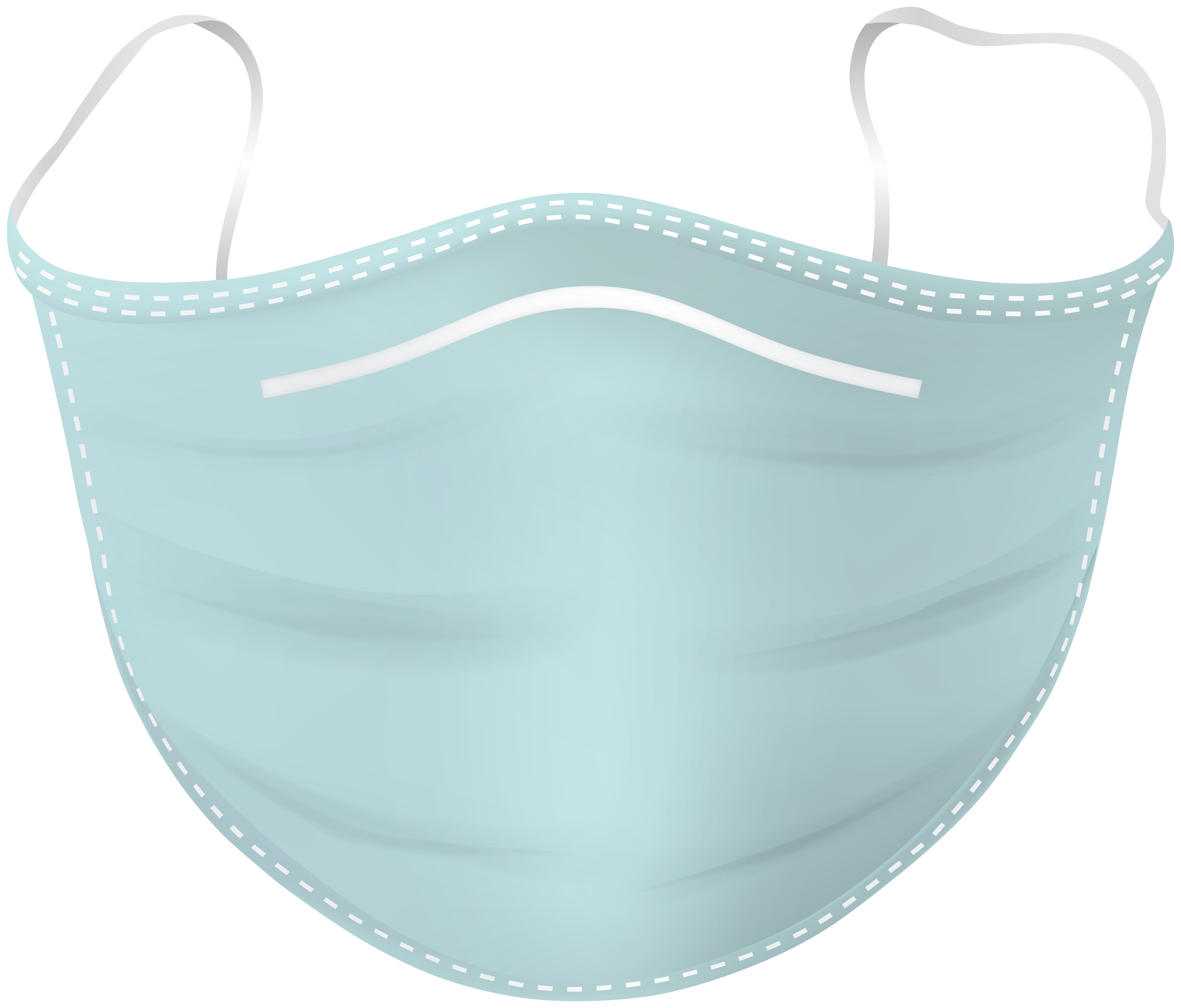 Surgical Mask Png - Surgical Medical Protective Mask PNG Clip Art - Best WEB Clipart