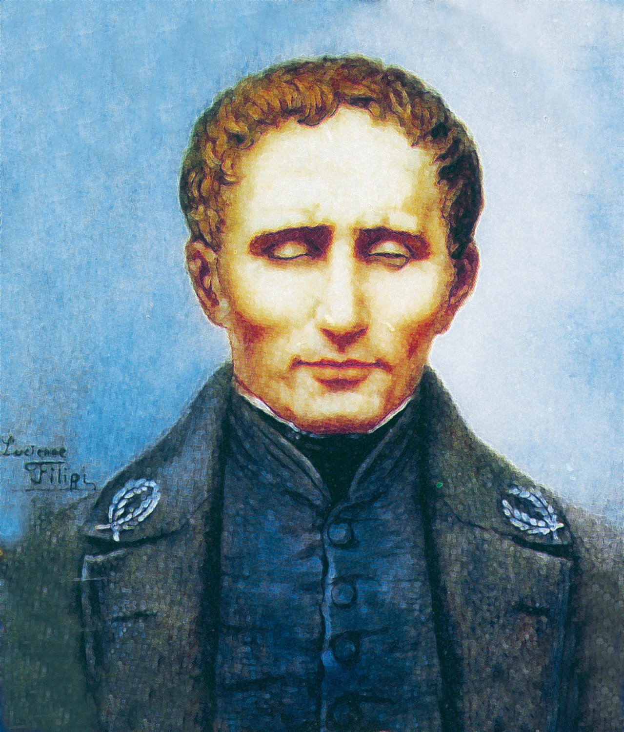 Louis Braille Png - Surprising Facts about Louis Braille that You didn't Know - TechStory