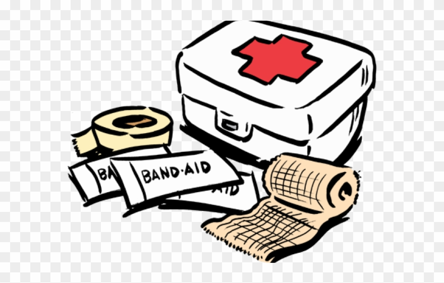 First Aid Cartoon Png - Survival Clipart Band Aid - Clipart First Aid Cartoon - Png ...