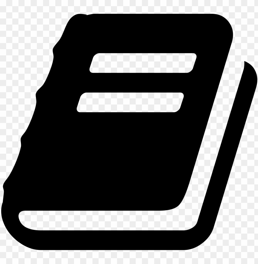 Book Icon Ico Png - svg freeuse book icon free download - font awesome book ico PNG ...