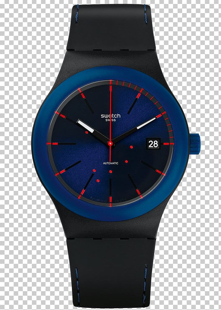 Automatic Watch Png - Swatch Clock Mechanical Watch Automatic Watch PNG, Clipart ...