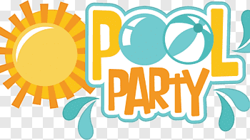 Community Pool Party Png - Swimming pool St. Thomas More School Pool Party Middle School Pool ...