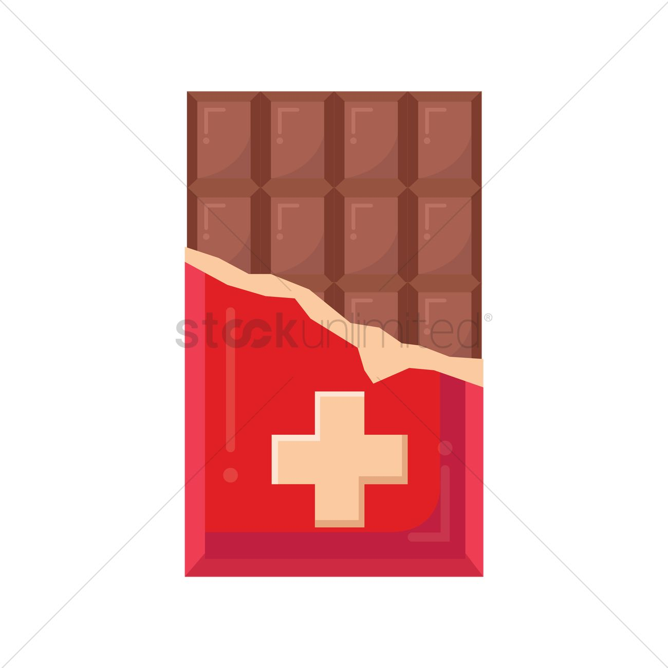 Swiss Chocolate Png - Swiss chocolate Vector Image - 2033812 | StockUnlimited