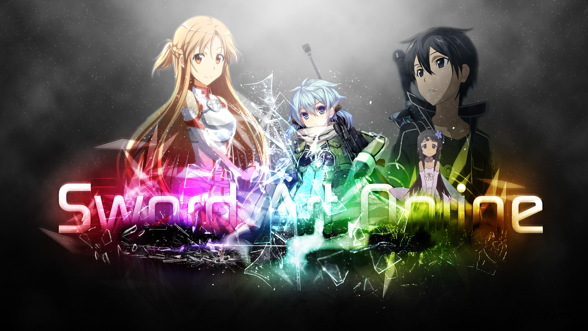 Sword Art Online Movie Ordinal Scale Ful 1025882 Png Images Pngio