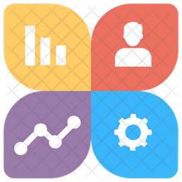Swot Analysis Icon Of Flat Style Avail Png Images Pngio