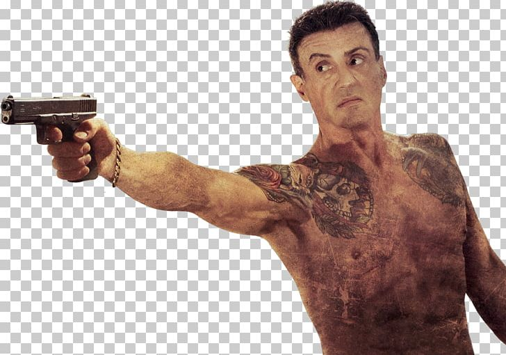 Sylvester Stallone Png - Sylvester Stallone Bullet To The Head Desktop Rambo PNG, Clipart ...
