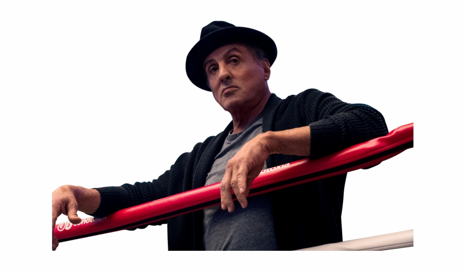 Sylvester Stallone Png - Sylvester Stallone Png - Rocky In Creed 2 Free PNG Images ...
