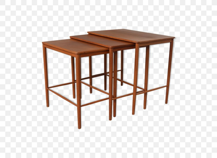 Table Gigogne Png - Table Gigogne Coffee Tables Furniture Teak, PNG, 600x600px, Table ...