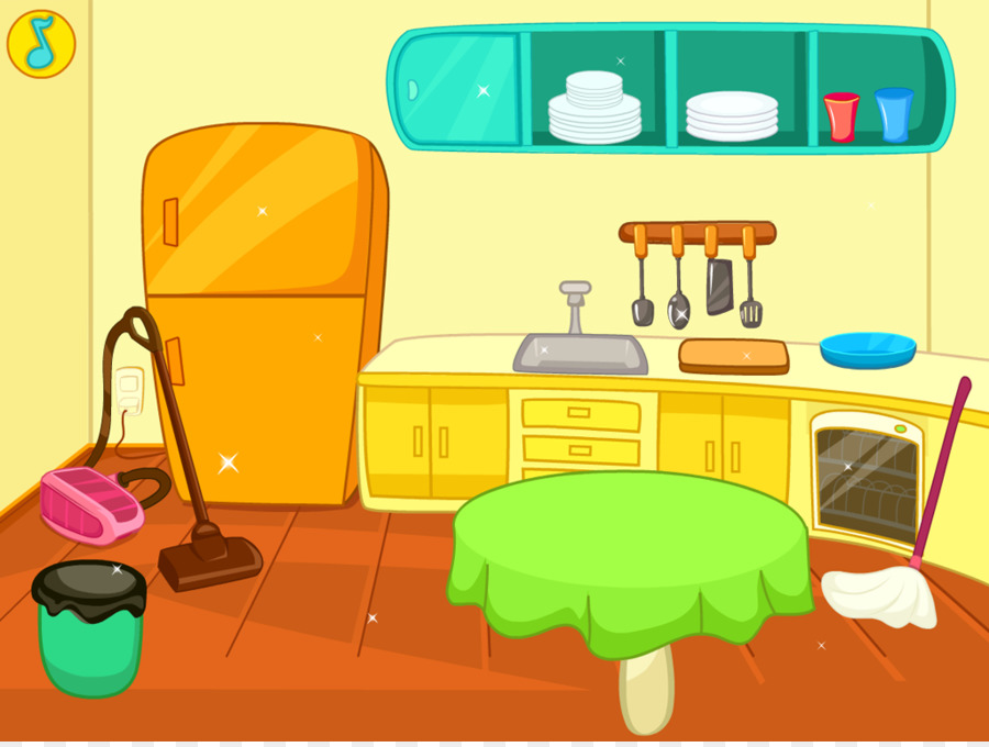 Cleaning Table Png - Table Kitchen Cleaning Clip art - Messy Bed Cliparts png download ...