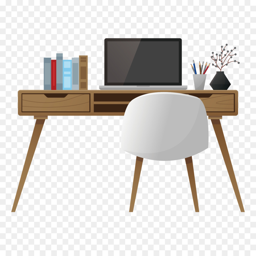 Png Table On Floor - Table Office Desk Interior Design Services - Simple style work ...