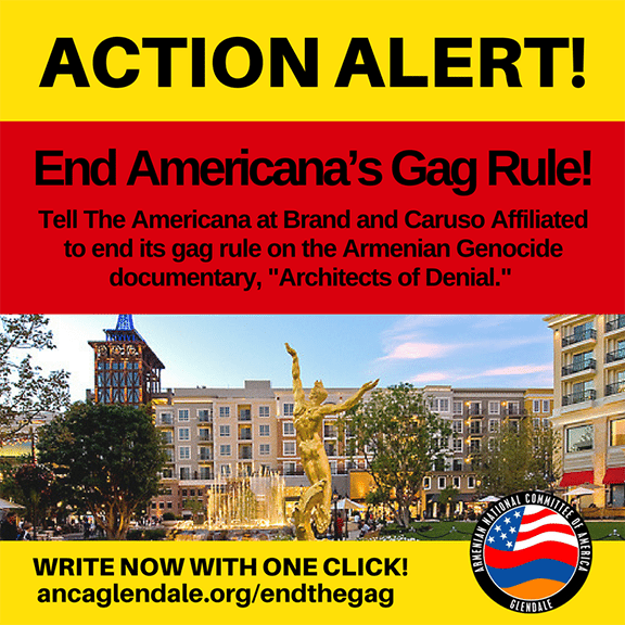 Architects Of Denial Png - Take Action Now: End Americana's Gag Rule - Armenian National ...