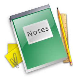 Class Notes Png - Take online notes and don't lose information