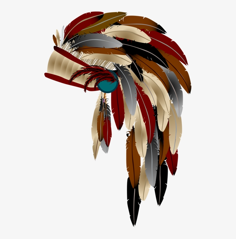Indian Head Dress Png - Tattoo Png Printables Pinterest Native Indiantattoopng - Native ...