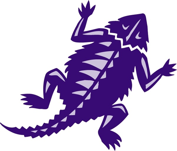 Horned Frog Png - Tcu horned frogs Free vector in Encapsulated PostScript eps ( .eps ...