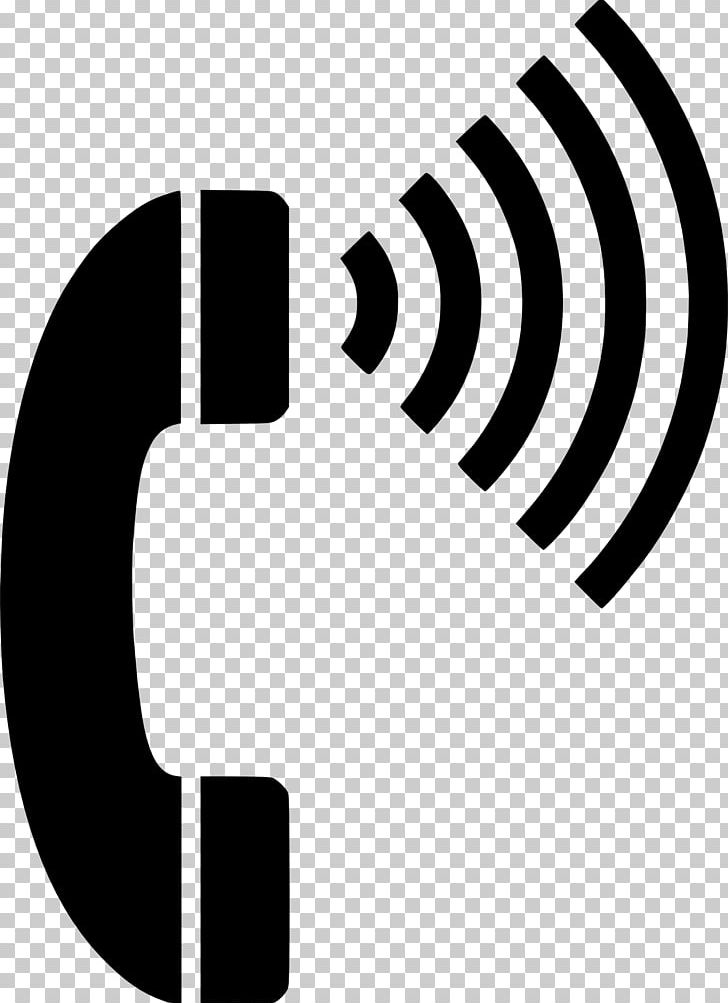 Ringing Png - Telephone Call Ringing PNG, Clipart, Black And White, Brand ...