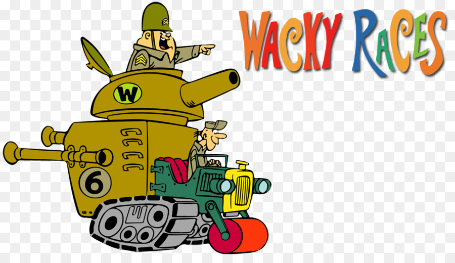Bilderesultat for wacky races
