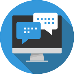 Web Chat Png Free Web Chat Png Transparent Images 800 Pngio