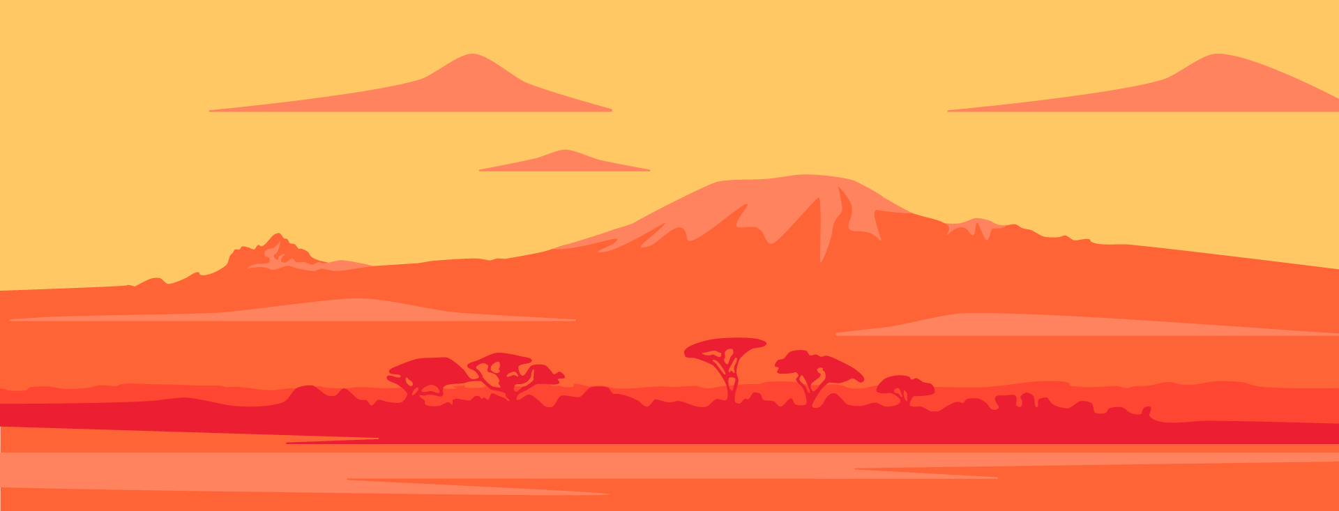 "Africa Landscape Png - Thanks to a Meme, 2018 Was the Year of ""Africa"" — Spotify"