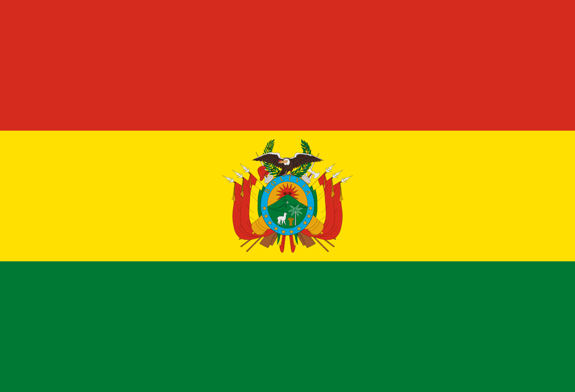 Flag Of Bolivia Png - The Amazing Meaning Behind the Bolivian National Flag