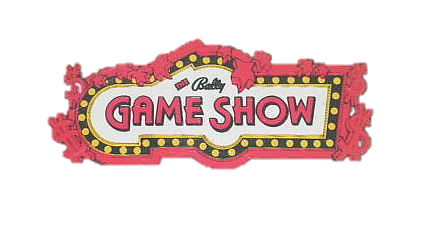 Png Game Show - The Bally Game Show - Game Specific