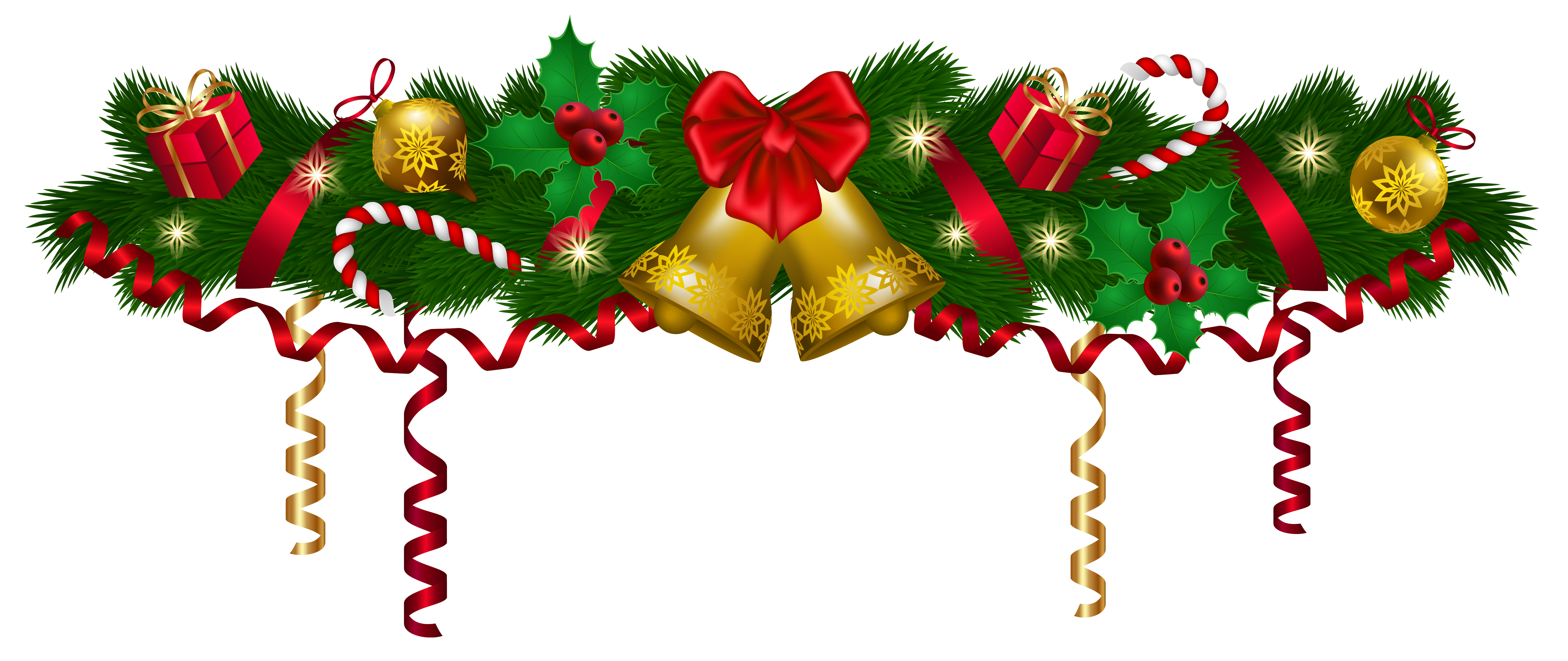 Poinsettia Garland Png - The best free Garland clipart images. Download from 56 free ...