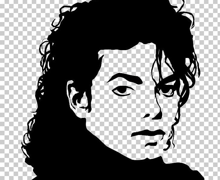 The Best Of Michael Jackson Png - The Best Of Michael Jackson Drawing Idea PNG, Clipart, Art, Black ...