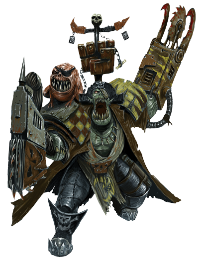 Warhammer K Ork Png - The Chime of Eons - The Orks - Warhammer 40k: Conquest ...