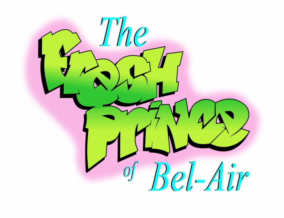 Fresh Prince Of Bel Air Png - The Fresh Prince Of Bel-air - Fresh Prince Of Bel Air Logo Png ...