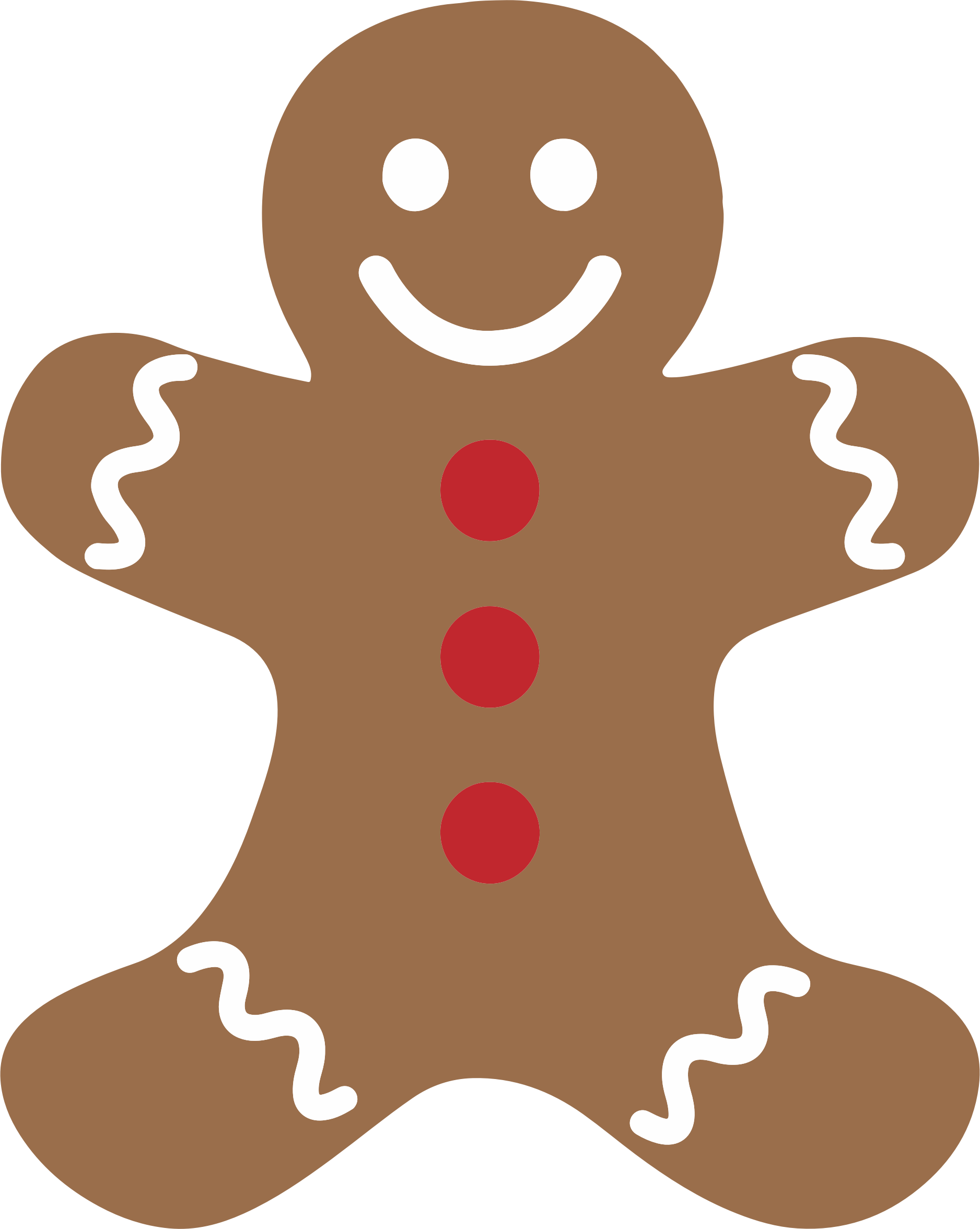 Gingerbread People Png - The Gingerbread Man Gingerbread house Clip art - ginger png ...