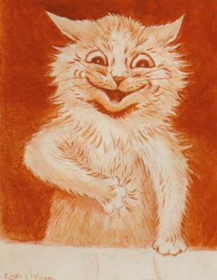 Laughing Cat Png - The Happy Laughing Cat