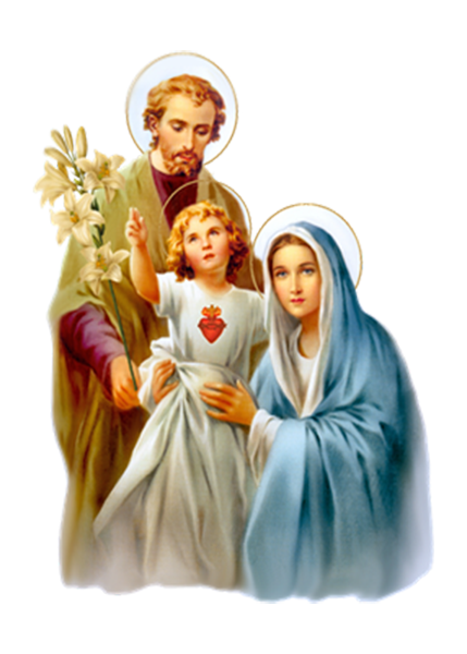 Holy Family Png & Free Holy Family.png Transparent Images ... (429 x 600 Pixel)