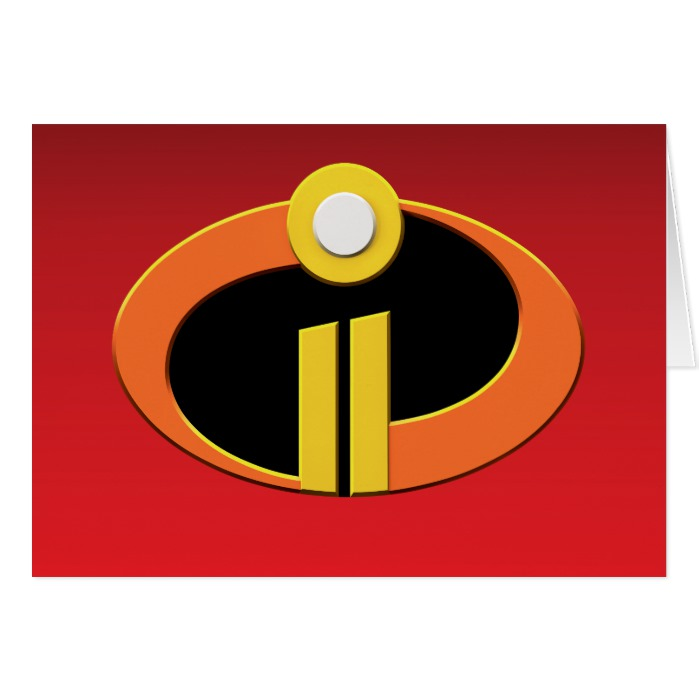 The Incredibles 2 Logo Custom Fan Ar 681393 Png Images Pngio