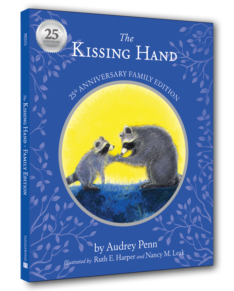 The Kissing Hand Png - The Kissing Hand A Kissing Hand for Chester Raccoon Chester Raccoon and the  big bad bully Chester the Brave Book - book