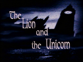 The Lion And The Unicorn Png - The Lion and the Unicorn   Batman Wiki   Fandom