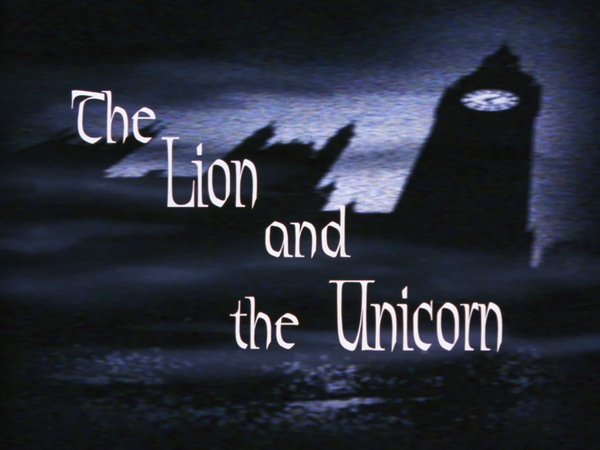 """The Lion And The Unicorn Png - The Lion and the Unicorn"""" 