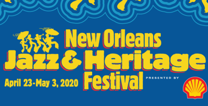 New Orleans Jazz  Heritage Festival Png - The New Orleans Jazz & Heritage Festival Has Been Rescheduled Due ...