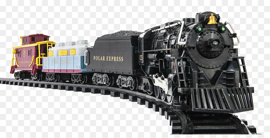 Trains Png - The Polar Express Toy Trains & Train Sets Rail transport G scale ...