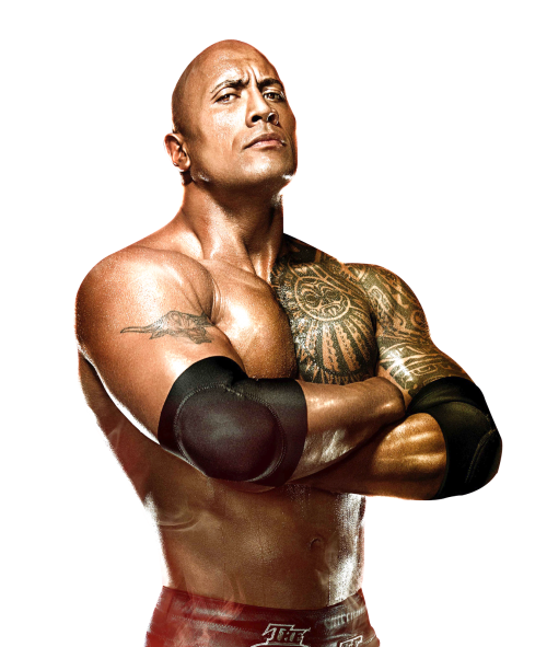 Dwayne Johnson Png - The Rock PNG Image
