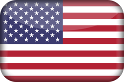 United States Of America Flag Png - The United States flag icon - country flags