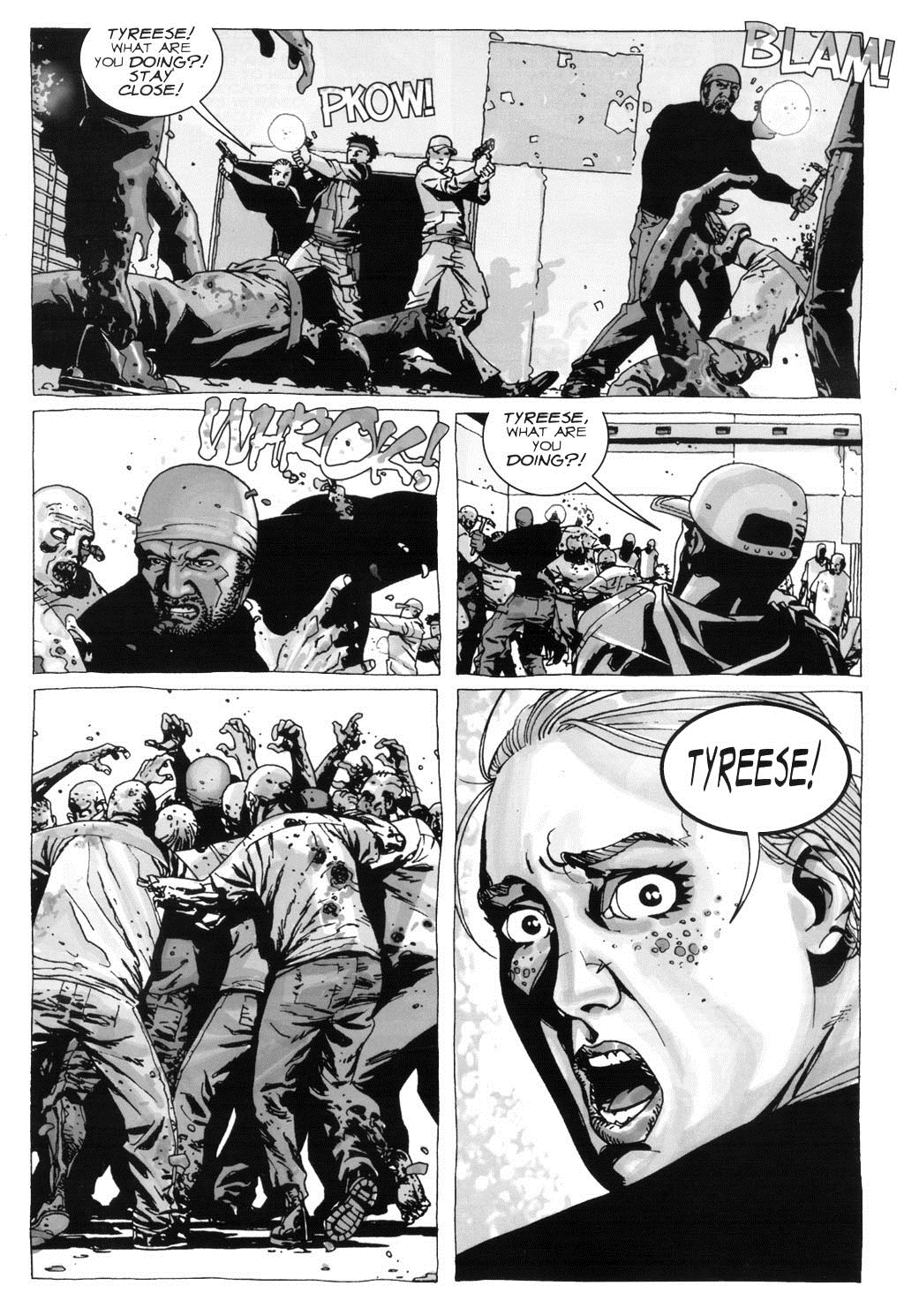 Road Diverging Image Black And White Png - The Walking Dead: And Two Roads Diverged... | Musings From a High ...