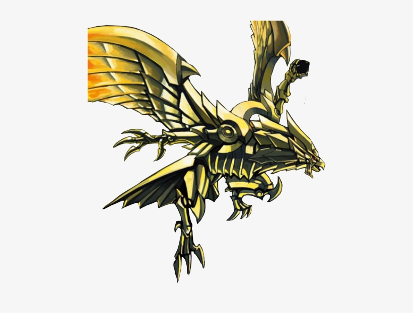 Winged Dragon Of Ra Png - The Winged Dragonof Ra - Winged Dragon O #1224881 - PNG Images - PNGio