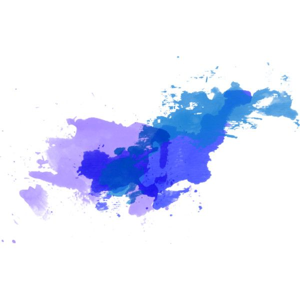 Blue And Purple Abstract Png - Thea's splashes ❤ liked on Polyvore featuring splashes, effects ...